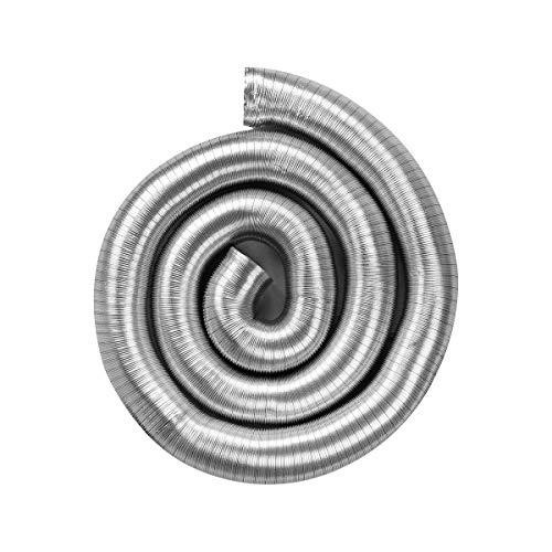 neverest Semiflex 100mm - Tubo Flessibile Alluminio - 3m