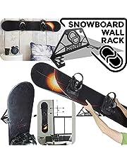 MEOLLO Wandhouder voor snowboard (100% staal)