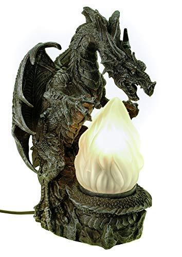 Stehlampe Drache - FIGUREN