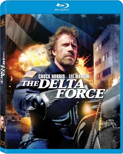 Delta Force, The Blu-ray