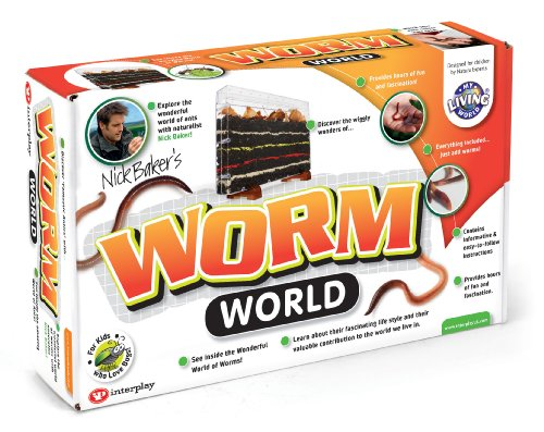 My Living World Worm World