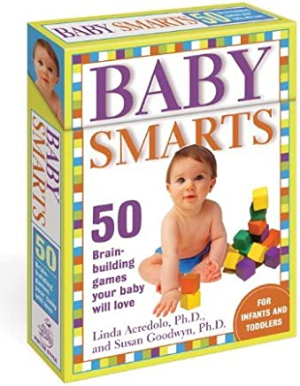 Baby Smarts Deck by Linda Acredolo (15-Nov-2010) Cards
