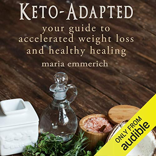 Keto-Adapted cover art
