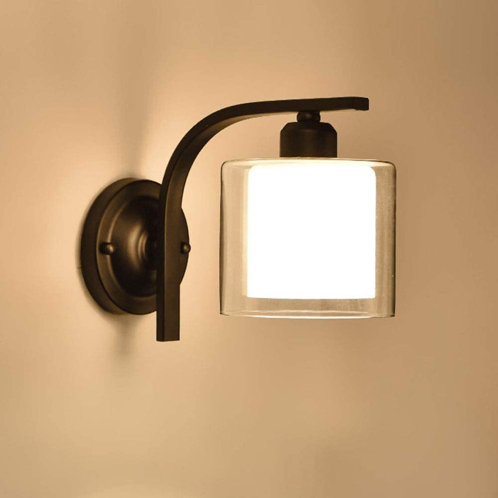Liunce Excellent Modern Simplicity Edison Limited time for free shipping E27 Creati Wall Iron Metal Light