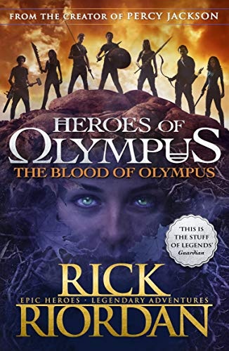 The Blood of Olympus (Heroes of Olympus Book 5): Heroes of Olympus #5