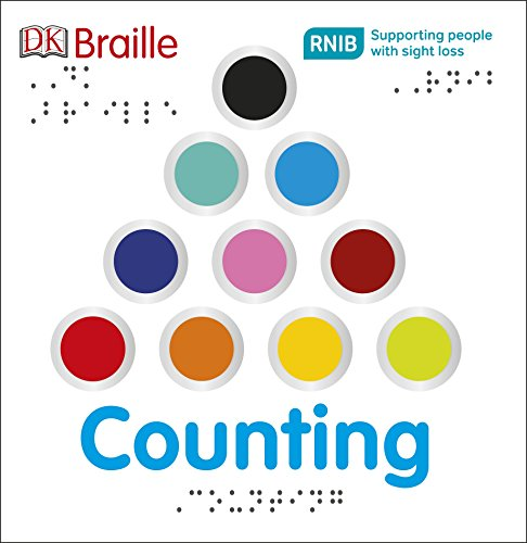 Books Counting (DK Braille) 🔥