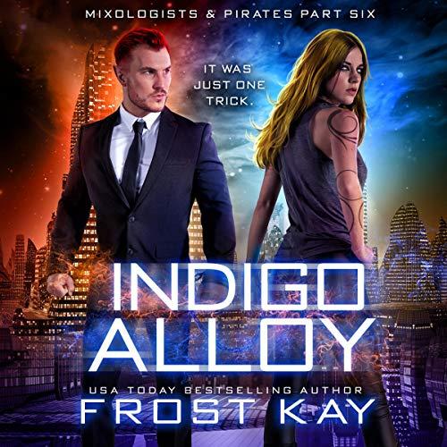 Indigo Alloy  By  cover art