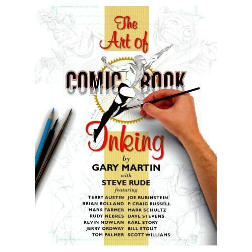 The Art of Comic-Book Inking
