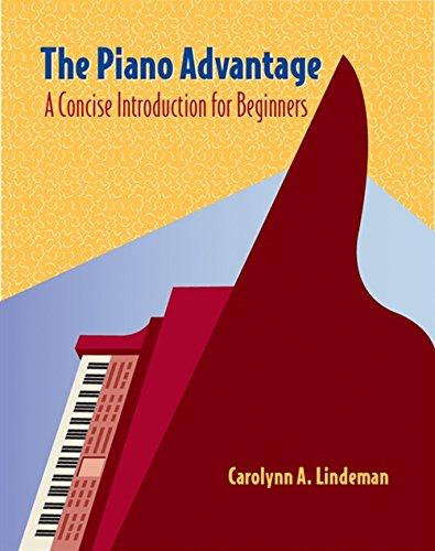 Cengage Advantage Books: The Piano Advantage: Concise...