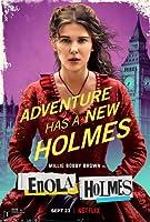ポスター/スチール写真 A4 パターン3 エノーラ・ホームズの事件簿 光沢プリント(写真に余白あり)