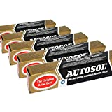 Autosol 5er Pack Metall Politur (75ml X5) Chrom...