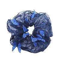 ヘアゴム ヘアリング エラスティックヘアアクセサリー レディース かわいいヘアリング ヘアゴム 女の子へのプレゼントに最適