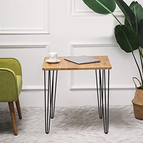 Pique à cheveux 4 x Pieds de table, 4 pcs/lot de 28/76,2 cm Dragonne Table en métal et pieds de meubles, meubles massif fer pour ordinateur portable Pieds de table Idéal