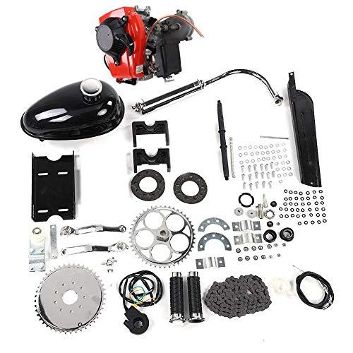 Ever Kit de Motor de Motor de Gas, 49CC Kit de Motor de Motor de Gasolina de 4 Tiempos para Motor de modificación de Bicicleta motorizada Kit de Motor de Motor