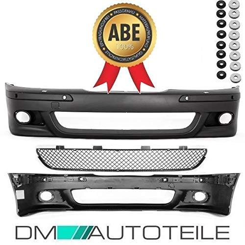 DM Autoteile ABS STOßSTANGE vorne für PDC+SRA für E39 95-04 alle Typen außer M5 M mit ABE