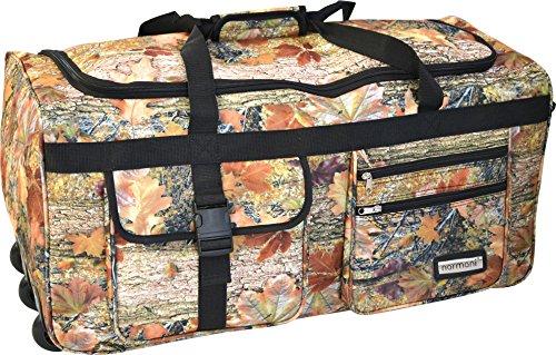 Gear Up Reise- und Sporttasche mit Trolleyfunktion 80 Liter bis 150 Liter Farbe Z Autumn