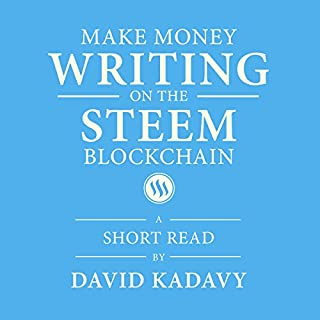 Make Money Writing on the STEEM Blockchain cover art
