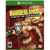 Deals on Borderlands Game of the Year Edition Xbox One