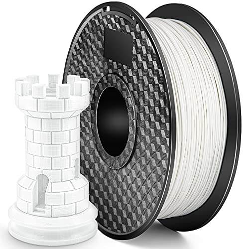 LONENESSL 3D PLA Printing Filament 1.75mm 1KG Spule Printer Filament Bundle, Dimensional Accuracy +/- 0.02mm Printer Consumables