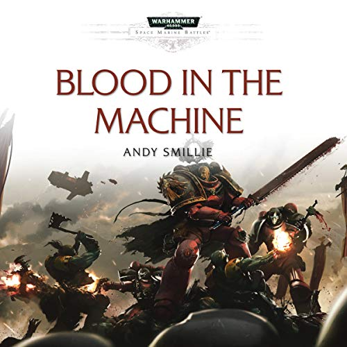 Couverture de Blood in the Machine