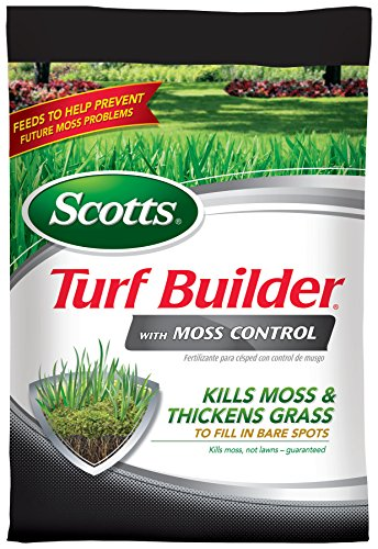 Scotts Turf Builder with Moss Control, 10,000 sq. ft