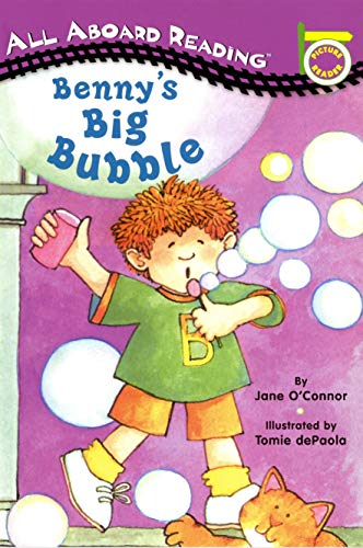 Benny's Big Bubble (All Aboard Picture Reader)の詳細を見る