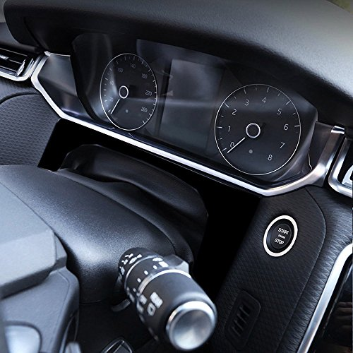 Nouvelle arrivée pour RR Vélaire 2017 ABS Argenté mat Tableau de bord Décoration à cadre Coque Trim Accessoires Auto