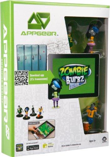 Wow Wee-App Gear - 0 121 - Jeu Électronique - App Gear - Zombie Burbz - High School