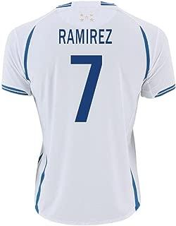 Joma Ramirez #7 Honduras Home Soccer Jersey (Player of Rio 2016 Olimpics)