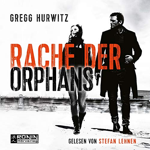 Rache der Orphans audiobook cover art