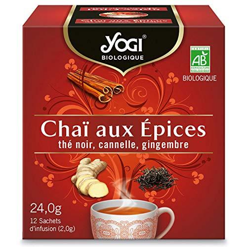 chai tea carrefour