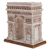 YUEXIN ARC De Triomphe Escultura Decoración,Resina Artesanía Escultura, Modelo Arquitectónico, Escultura Ornamentos Decorativos Escritorio De Salón