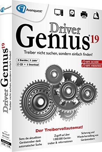 Driver Genius 19 für den PC