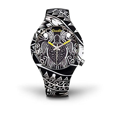 Doodle Watch Tattoo Mood DOAR002 Unisex Armbanduhr