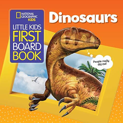 Little Kids First Board Book Dinosaurs