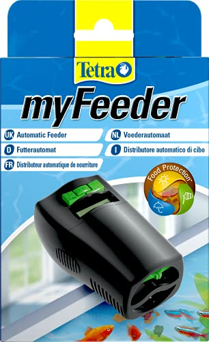 Tetra My Feeder, 331 gr, Nero