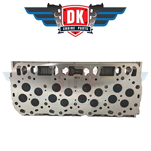 GM Duramax 6.6L LBZ - 2006-2007.5 - New Cylinder Head Complete with Valve Train Components