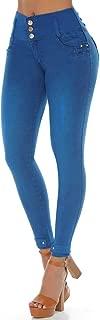 Pantalones Colombianos Cintura alta Levantacola 3818