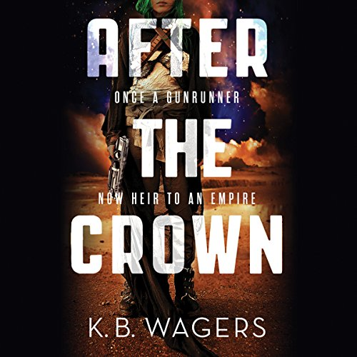 After the Crown audiobook cover art