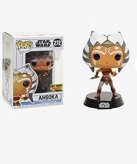 Funko Pop! Star Wars Ahsoka #272 (Action Pose) Hot topic Exclusive