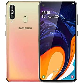 Samsung Galaxy A60 Dual SIM 128GB 6GB RAM SM-A6060 Cocktail Orange ...