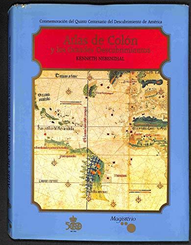 Atlas de Colón y los grandes descubrimientos