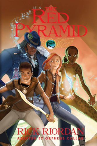 Kane Chronicles: The Red Pyramid by Riordan, Rick ebook deal