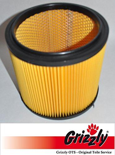 Grizzly Tools Filtro/filtro de larga duración LIDL Parkside PNTS 1400 B1 IAN 66443 + IAN 74286 de acero rejilla interior, lavable referencia 91099009