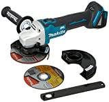 Makita XAG09Z 18V LXT Lithium-Ion Brushless Cordless 4-1/2'/5' Cut-Off/Angle Grinder