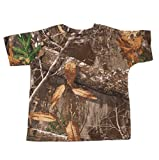 King's Camo Infant Toddler Short Sleeve Tee, Realtree Edge Camo, 2 Toddler