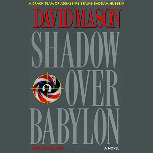 Shadow Over Babylon audiobook cover art