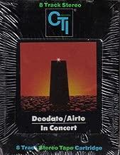 Deodato & Airto in Concert 8 Track Tape