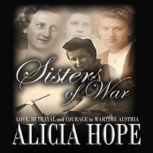 Sisters of War audiobook cover art