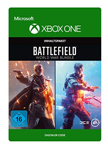 BATTLEFIELD DELUXE WORLD WAR BUNDLE | Xbox One - Download Code